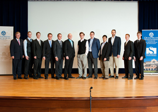 2012 GVSU Business Plan Competition Finalists